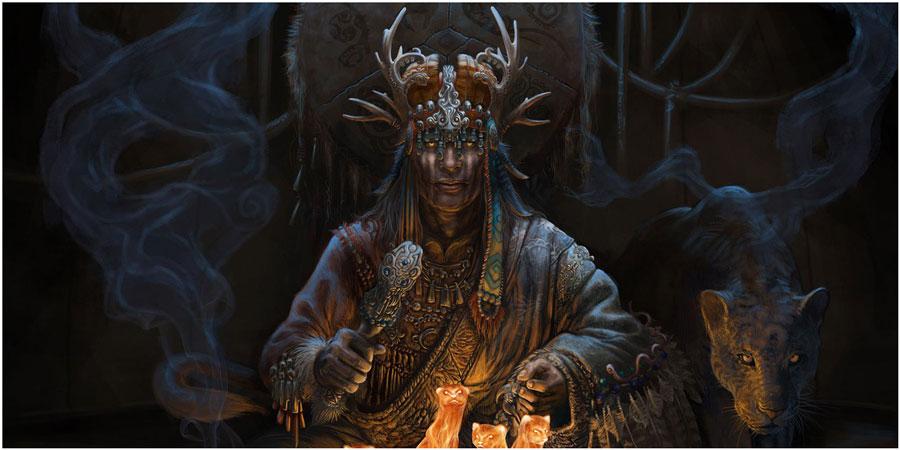 Rruga e shamanit