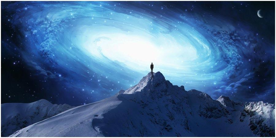 Njeriu në univers